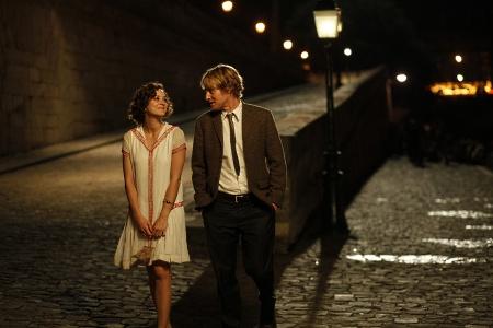 """Кадр из фильма """"Полночь в Париже"""", реж. Вуди Аллен"""