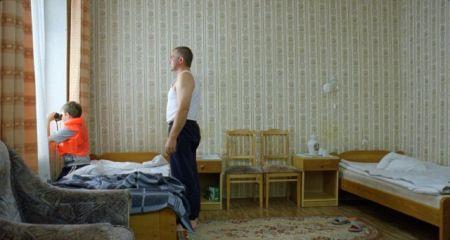 """Кадр из фильма """"Охотник"""", реж. Бакур Бакурадзе"""