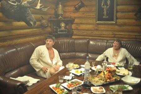 "Кадр из фильма ""Бабло"", реж. Константин Буслов"