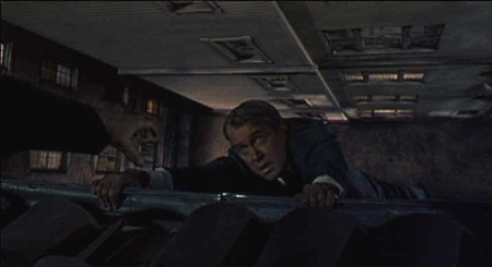 """Кадр из фильма """"Головокружение"""", реж. Альфред Хичкок"""