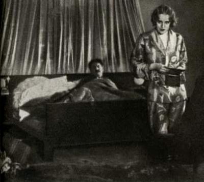 "Кадр из фильма ""Эротикон"", реж. Густав Махаты"