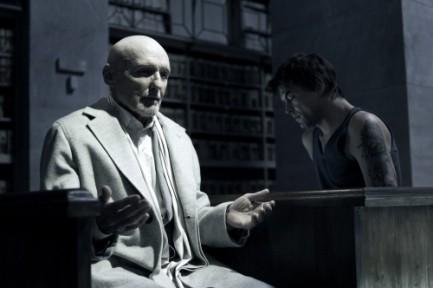 """Кадр из фильма """"Съемки в Палермо"""", реж. Вим Вендерс"""