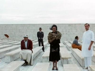 "Кадр из фильма ""Конформист"", реж. Бернардо Бертолуччи"