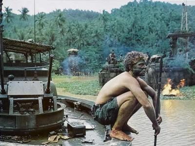 """Кадр из фильма """"Апокалипсис сегодня"""", реж. Фрэнсис Форд Коппола"""