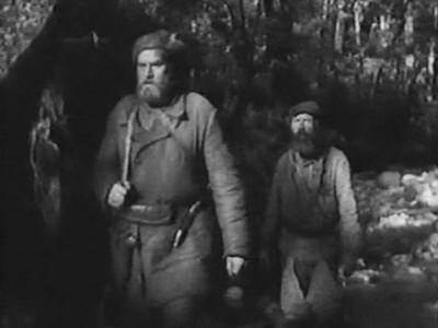 "Кадр из фильма ""Аэроград"", реж. Александр Довженко"