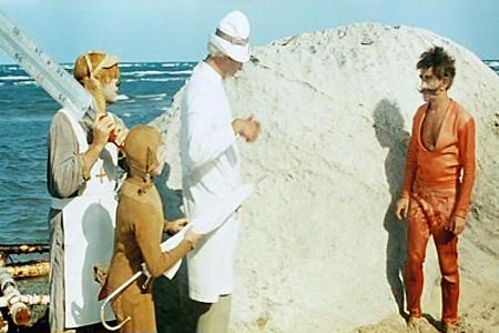 """Кадр из фильма """"Айболит-66"""", реж. Ролан Быков"""