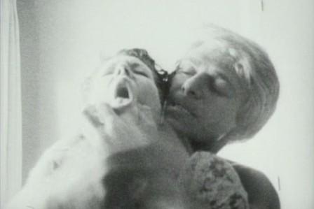 "Кадр из  фильма ""Лица"", реж. Джон Кассаветис"
