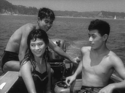 """Кадр из фильма """"Запретный плод"""", реж. Ко Накахира"""