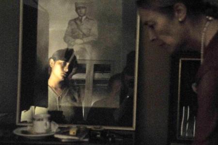 "Кадр из фильма ""Молоко скорби"", реж. Клаудиа Льоса"