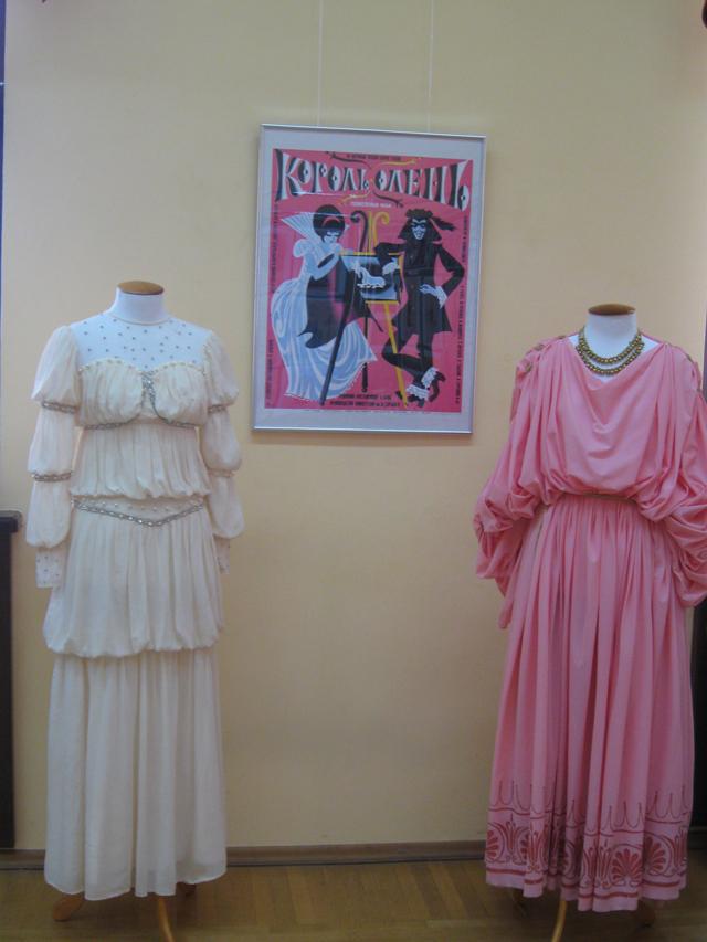 Исторический и сказочный кинокостюм